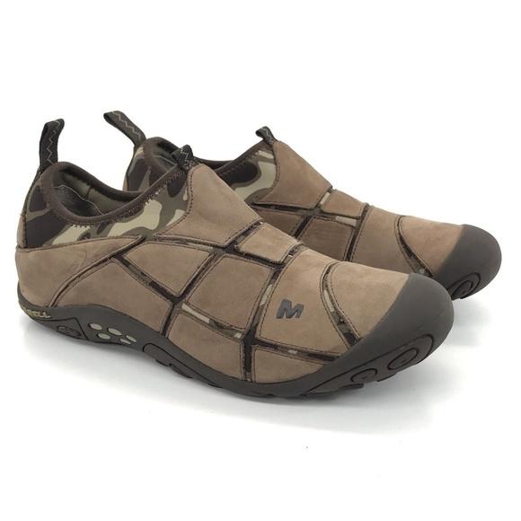 f43143f3faf30 22 MERRELL Shoes Size 8 Mosaic Camo Nylon Leather.  M_5aef78d8c9fcdf27dab6b0f4